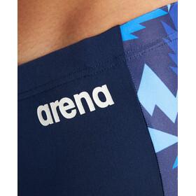 arena Lightning Colors Jammers Men navy/navy multi